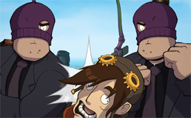 Review de Caos en Deponia